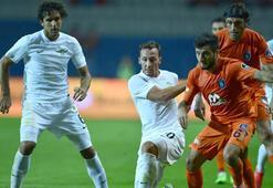 Medipol Başakşehir - Akhisar Belediyespor: 2-0