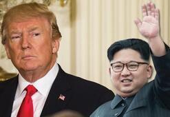 Son Dakika: Tarihi anlar Trump ve Kim Jong-un bir araya gelecek