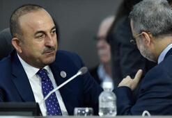 Dışişleri Bakanı Çavuşoğlunun diplomasi trafiği