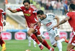Medicana Sivasspor 0 - 0 Torku Konyaspor