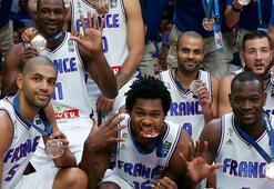 Bronz madalya Sırbistanı 81-68 yenen Fransanın oldu