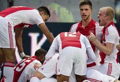 Ajax liderliği bırakmadı