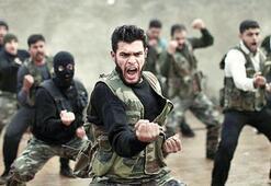 75 ausgebildete-ausgerüstete Kämpfer sind in Syrien eingetroffen