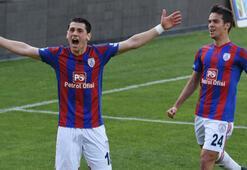 Altınordu-İstanbulspor: 3-1