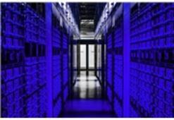 Facebook'un Yeni Veri Merkezi  – STOK
