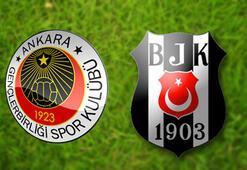 Gençlerbirliği Beşiktaş : 1-1