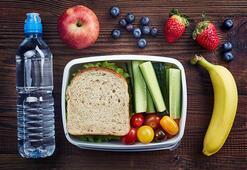 Çocukların beslenme çantasında neler olmalıdır