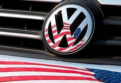Volkswagen hisseleri yaklaşık yüzde 20 düştü