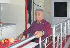 Doğal afet merkezi Karşıyaka'da açıldı