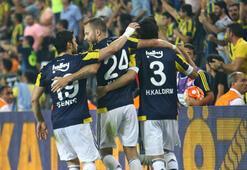 Süper Ligde 5. hafta sonunda F.Bahçenin liderliği sürüyor