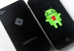 Çinlilerin son harikası: GooApple