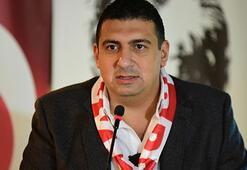 Antalyaspor Başkanından Etooya eleştiri