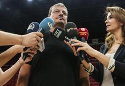 Ergin Ataman: Astronomik transferler yapmadık ama...