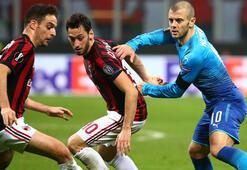 Milan - Arsenal: 0-2
