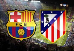 Barcelona Atletico Madrid maçı kaç kaç bitti