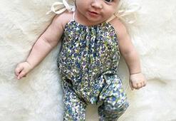 Dünyanın en fotojenik bebeği