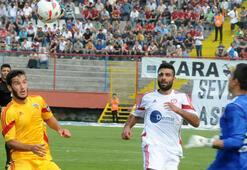 Zonguldak Kömürspor-Kayserispor: 0-1