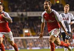 Tottenham - Arsenal: 1-2