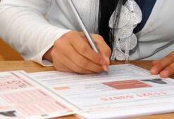 Dikey Geçiş Sınavı sonuçlarının gecikmesinin sebebi silgi tozu