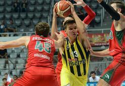 Fenerbahçe - Lokomotiv Kuban: 88-67