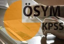 KPSS DHBT başvuruları nereden yapılıyor