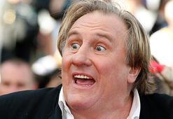 Gerard Depardieu ateş püskürdü
