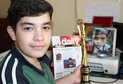 Altın Ayı ödülü alan çocuk oyuncu unutuldu