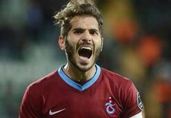 Trabzonsporda Halil Altıntop belirsizliği