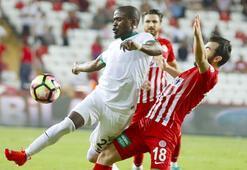 Antalyaspor-Akhisar Belediyespor: 0-0