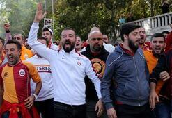 Dursun Özbek, Vodafone Arenaya Galatasaray taraftarıyla gidiyor