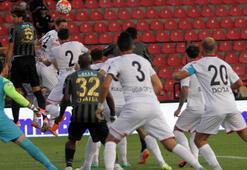 Akhisar Belediyespor - Gençlerbirliği: 1-0