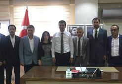 HDP ve HÜDAPAR'dan CHP ziyareti