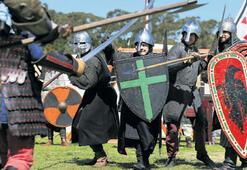 Çakma  Ortaçağ savaşı