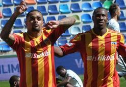 Kayserispor-Çaykur Rizespor: 2-1