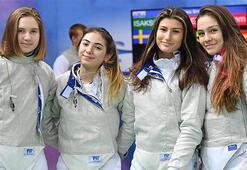 Türkiye eskrimde bir altın bir de bronz madalya kazandı