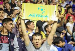 Astanada marş hazırlığı