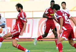 Antalyaspor - Medicana Sivasspor: 1-1