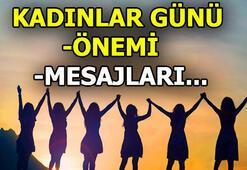 Kadınlar günü neden kutlanır En anlamlı Dünya Kadınlar Günü mesajları...