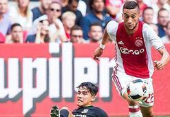 Ziyech, Ajax'ta döktürüyor