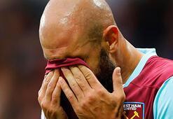 West Ham tarihinin en kötü başlangıcını yaptı