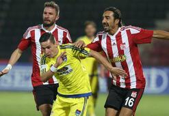 Büyükşehir Gaziantepspor - Sivasspor: 2-1