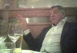 İngiltere Milli Takım Menajeri Sam Allardycetan skandal anlaşma