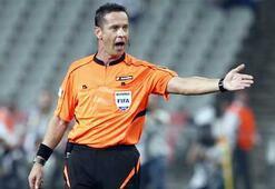 Tartışılan hakeme Lazio-Saint Etienne maçı verildi