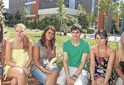 Yabancı öğrenciler Türkçe'yi çok sevdi