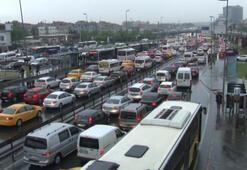Meteoroloji İstanbulluları uyarmıştı Bir gün kaldı...