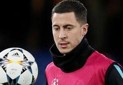 Hazard, Real Madridi istiyor Görüşmeleri sonlandırdı...