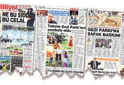 Türk medyasının Gezi Parkı sınavı