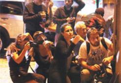 Gaz bombaları altında gazetecilik