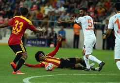 Kayserispor - Medipol Başakşehir: 0-1