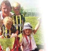 Kuyt'tan Gezi Parkı'na destek